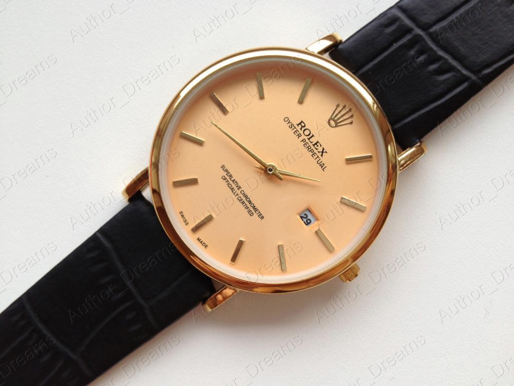 Объявление: Кварцевые часы Rolex Oyster Perpetual Date . Большой выбор товаров и услуг на сайте KidStaff. брендовые
